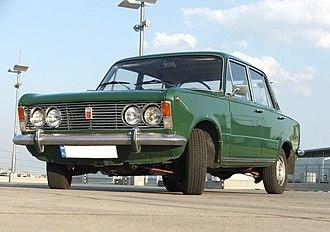 Polski Fiat 125p - Image: Polski Fiat 125p