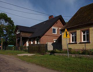 Izbica, Pomeranian Voivodeship Village in Pomeranian Voivodeship, Poland