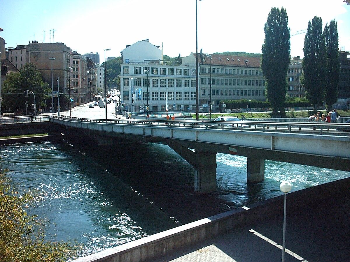 Pont sous terre wikip dia - Office cantonal de la navigation geneve ...