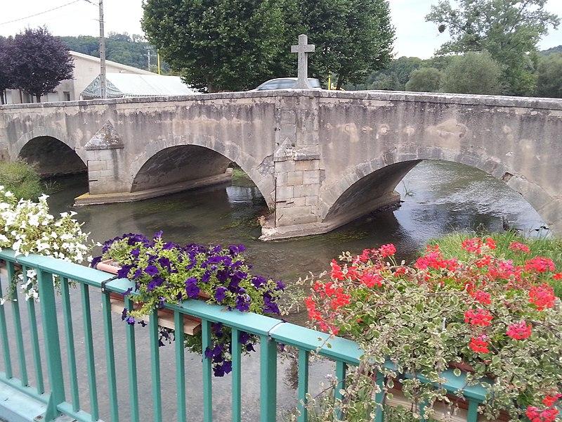 Pont sur le Sanon