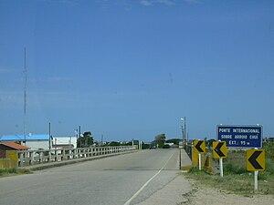 Chuy - Bridge on the border