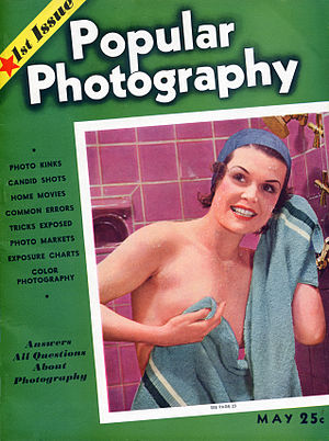 Popular Photography - First issue, May 1937