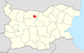 Pordim Municipality Within Bulgaria.png