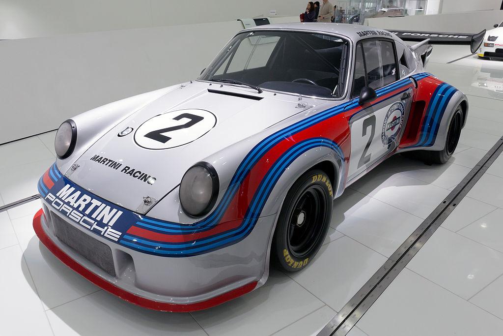 Porsche 911 Carrera RSR Turbo front-left Porsche Museum