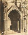 Portal 'CATHÉDRALE DE CHARTRES', 1850S.PNG