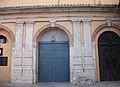 Portes de l'església del convent de Jesús, València.JPG
