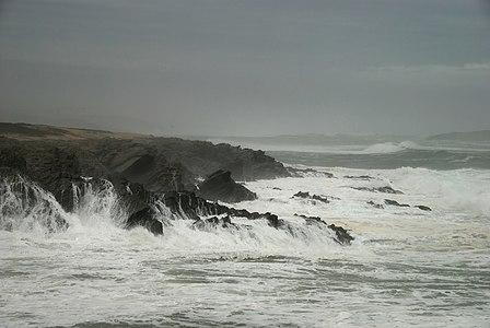 Tempest in Porto Covo