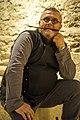 Portrait Fahredin SHEHU in Skopje 5 (Nov. 2018).jpg