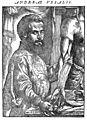 Portrait of Andreas Vesalius (1514 - 1564), Flemish anatomist Wellcome M0008926.jpg