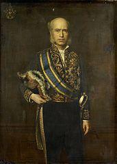 Portrait of Johan Wilhelm van Lansberge