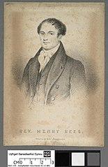 Rev. Henry Rees