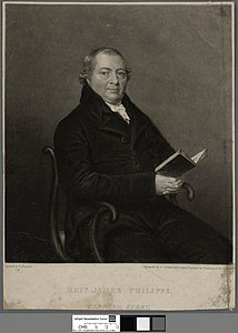 Portrait of Revd. James Philipps, Clapham, Surry (4671777).jpg