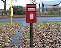 Post box near Caldy roundabout.jpg