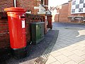 Postbox at the corner of Grove Road - geograph.org.uk - 1715404.jpg