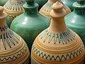 Pottery in Iran - qom فروشگاه سفال در ایران، قم 16.jpg