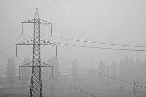 Power lines with fog, Milan.jpg