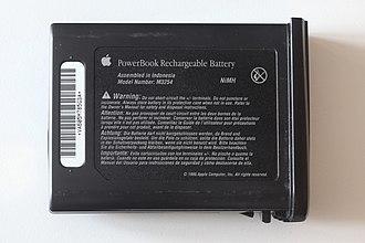 PowerBook 5300 - Image: Powerbook 5300CS IMG 7609