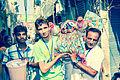 Prabhu Hari Kishore Joshi Holdin Lord Jagannath.jpg