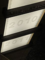 Preparing for the 83rd Annual Academy Awards - where the 2010 Best Picture winner's name will go (5474926277).jpg