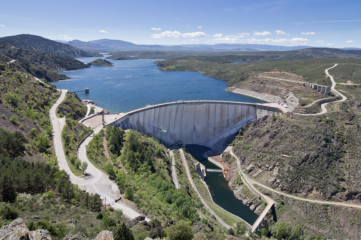 The effect of hydroelectric water dams