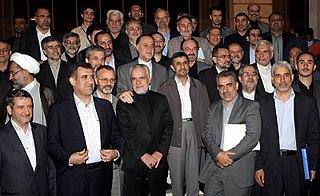 Government of Mahmoud Ahmadinejad (2009–13)