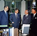 President John F. Kennedy Meets with Officials from Argentina 03.jpg
