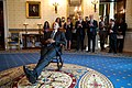 President Obama sits in a rocking chair in the Blue Room.jpg