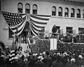 President Roosevelt speaks at Pomona College, 1903.jpg