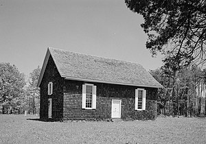 Dagsboro, Delaware - Prince George's Chapel