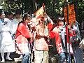 Procession with Tengu, Hōnen Matsuri (Tagata Shrine) 2.jpg
