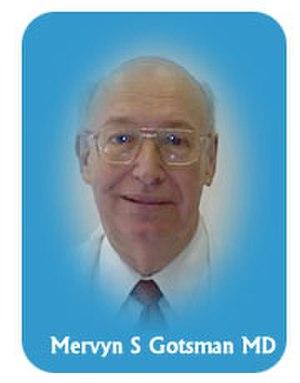 Mervyn Gotsman - Image: Prof. Mervyn Gotsman