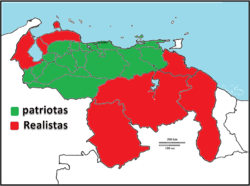 The First Republic of Venezuela