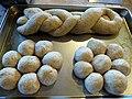 Proving the Thanksgiving bread dough (10294903796).jpg