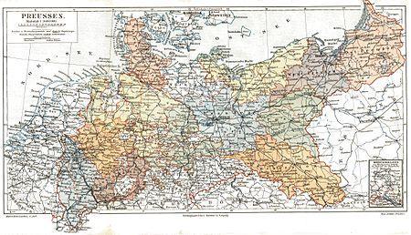 L'impérialisme prussien avait une nature militariste, associant les titres nobiliaires aux grades de commandement.
