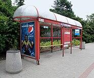 Przystanek autobusowy praga poludnie (1)