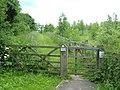 Public Footpath - geograph.org.uk - 845809.jpg