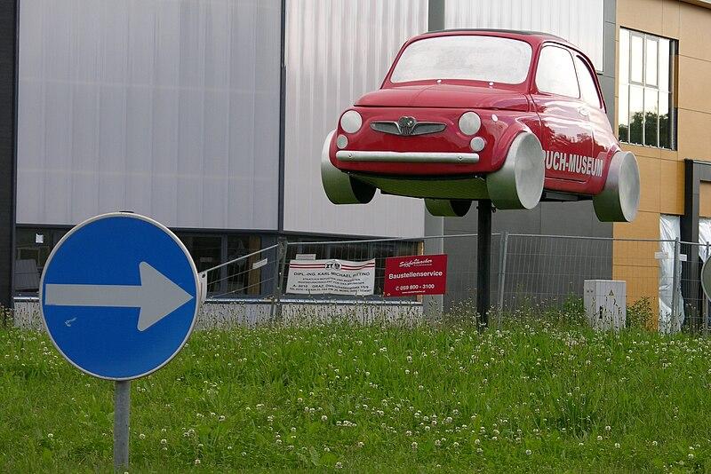 Die Puch-Werke 800px-Puch_Museum_DSCN6907