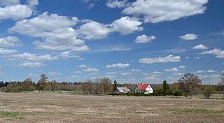 Purdi Village in Estonia