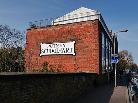Friends Of Putney School Of Art And Design