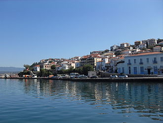 Pylos - The port