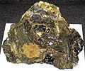 Pyrrhotite-sphalerite (Trepca Complex, Kosovo) 2 (18696947118).jpg
