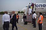 Qatar Airways Inaugural Flight to Faisalabad International Airport 49.jpg