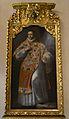 Quadre de sant Vicent Màrtir, oratori del palau del marqués de Dosaigües.JPG