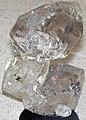 "Quartz (""Herkimer Diamonds"") (Middleville, New York State, USA) 1 (41889074542).jpg"