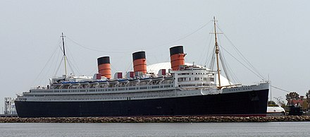 RMS Queen Mary is largely regarded as a sign of Glaswegian powerhouse shipbuilding industry