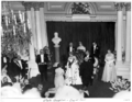 Queensland State Archives 3076 Her Majesty Queen Elizabeth II and HRH The Duke of Edinburgh at State Reception Brisbane 1954.png