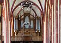 Röbel, Nicolaikirche, Blick vom Altar auf die Orgel 2 ShiftN.jpg