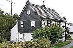 Heideweg in Rösrath