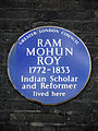 RAM MOHUN ROY - 1772-1833 Indian Scholar and Reformer lived here.jpg
