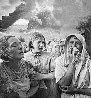 World War II casualties of the Soviet Union - Kiev, June 23, 1941